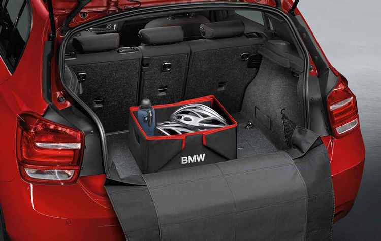couverture de protection pour bmw s rie 1 f20 f21 dans accessoires d 39 origine bmw accessoires. Black Bedroom Furniture Sets. Home Design Ideas