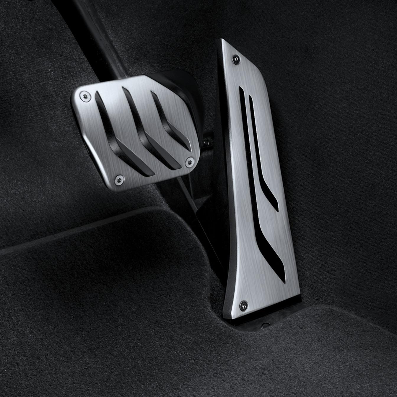 p dalier bmw m performance en acier inoxydable dans accessoires d 39 origine bmw m performance. Black Bedroom Furniture Sets. Home Design Ideas
