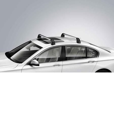 barres de toit bmw pour bmw s rie 7 f01 f02 dans accessoires d 39 origine bmw transport. Black Bedroom Furniture Sets. Home Design Ideas