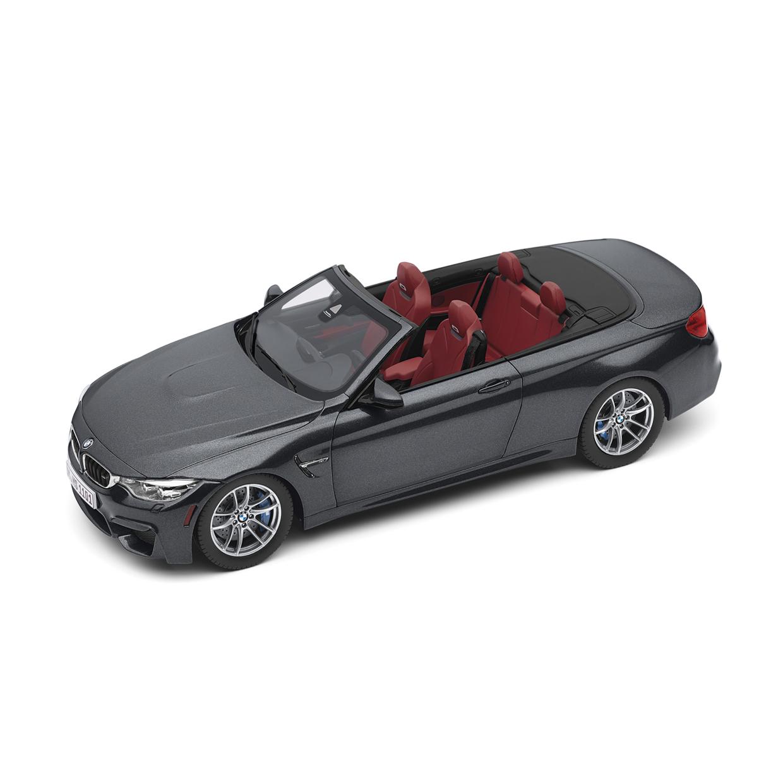bmw m4 cabriolet f83 dans bmw lifestyle miniatures boutique accessoires et lifestyle bmw. Black Bedroom Furniture Sets. Home Design Ideas
