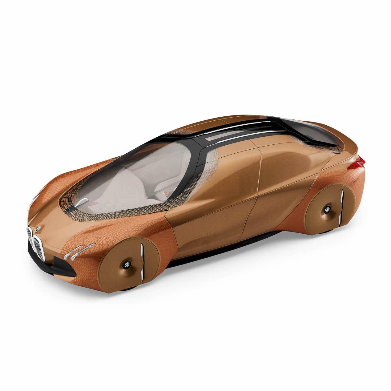 BMW Vision Auto.