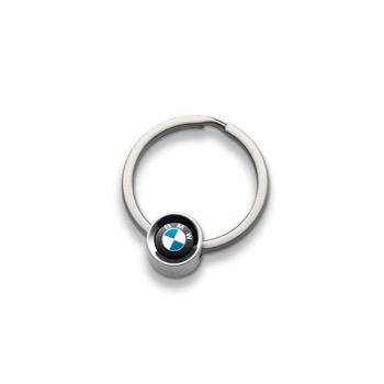 Original BMW /étui Porte-Cl/és avec Inoxydable Barrette Moka 82292408819