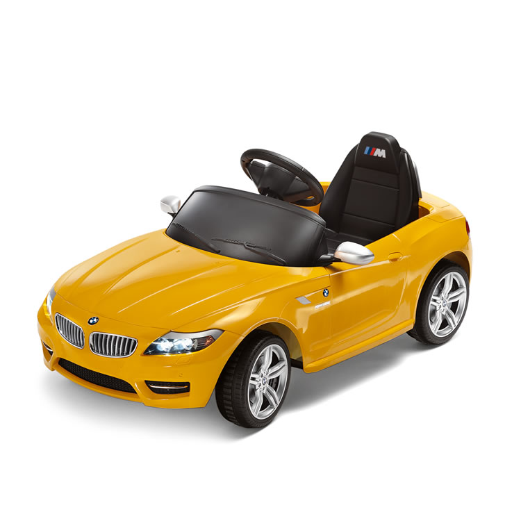 bmw z4 rideon version lectrique 6v dans bmw lifestyle enfants boutique accessoires et. Black Bedroom Furniture Sets. Home Design Ideas